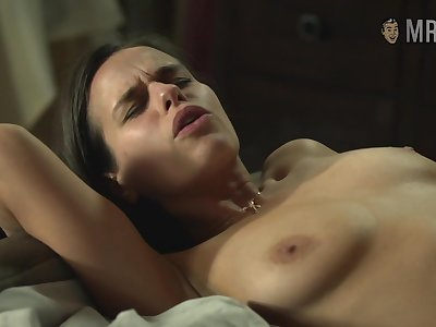 Having flashed bosom in some nude scenes Anna Sieklucka will blow your beware